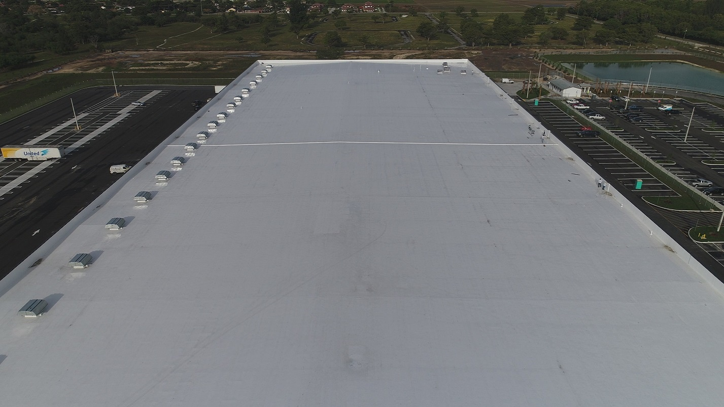 Pinnacle A Roofing Company Partners With The Top Manufacturers To Provide  The Highest Quality Single Ply Membrane Roofing System Which Can Be  Installed As ...